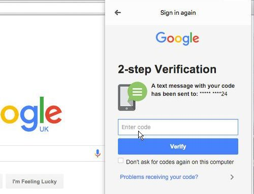 Strengthening 2-Step Verification by showing phone prompts to more users
