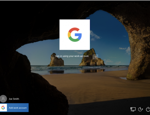 Admins Can Now Manage Windows 10 devices Through the G Suite Admin Console