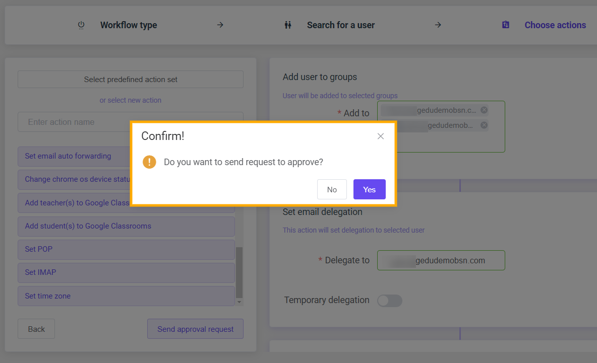 GAT Flow | How to Onboard your G Suite users in bulk 12