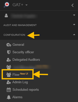 GAT Flow: Create an action set for Onboarding G Suite users 2