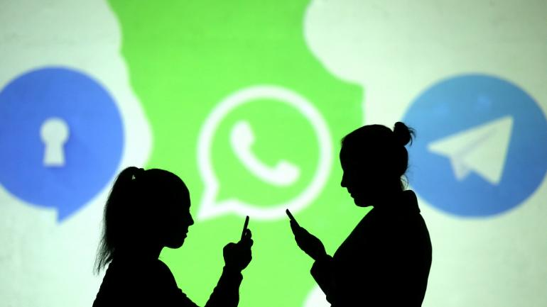 Whatsapp in GSuite