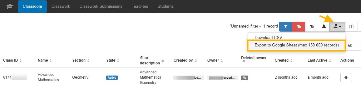 Add Students to Google Classroom 5