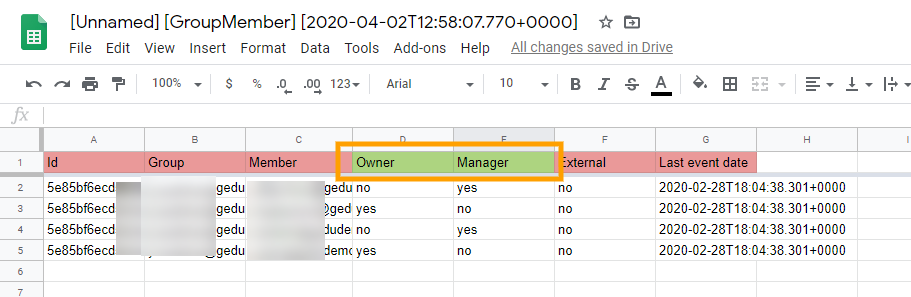Manage Google Group Members via Google Spreadsheets 2