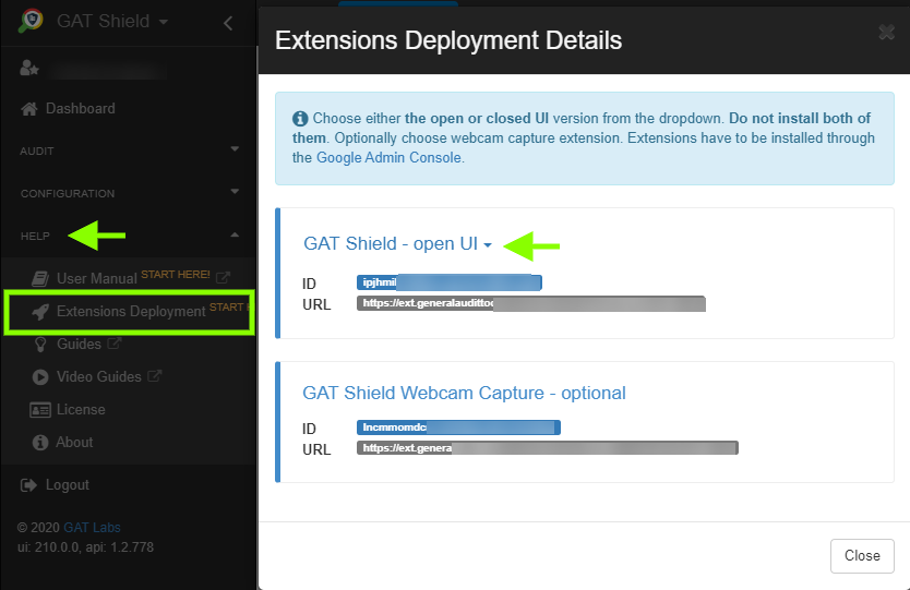 How to deploy and Configure GAT Shield on Your Domain 24