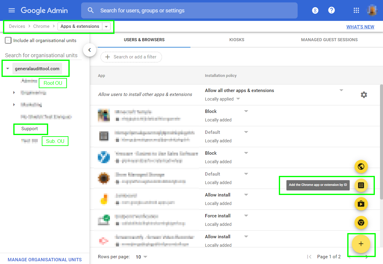 How to deploy and configure GAT Shield on Your Domain 3