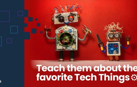 Tech projects for kids