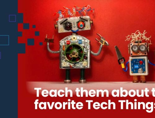 5 Easy Tech Projects to Try with Kids at Home