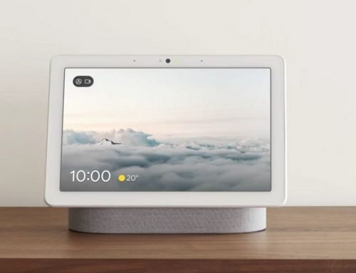 """Hey Google, join my meeting"" – G Suite meetings now supported on Nest Hub Max in beta"