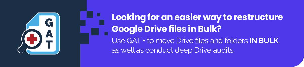 Manage Google Drive File Ownership like a Security PRO? 1