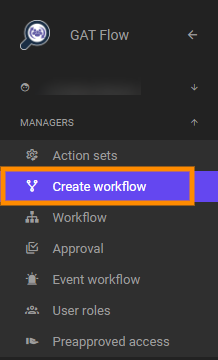 GAT Flow | Actions available when OffBoarding users 2