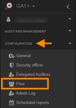GAT Flow | Workflow Triggered by an Event on Users 1