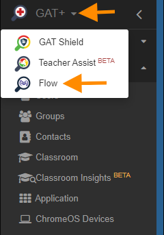 GAT Flow | Delegate Access to a Non-Google Admin 1