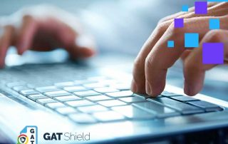 GAT Shield - Alert on Words Typed in Specific Websites Only