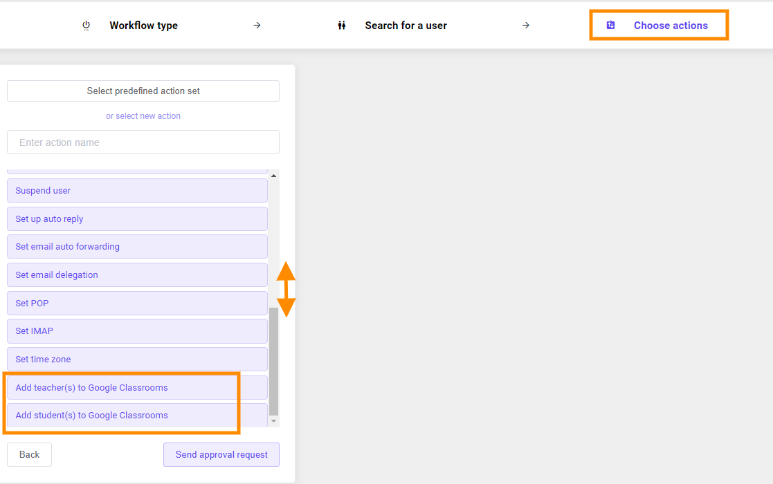 GAT Flow | Bulk Onboard Students and add them to Google Classrooms 11