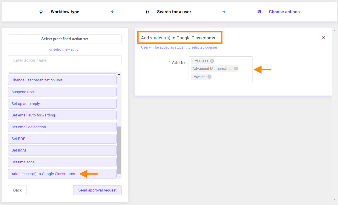 GAT Flow | Bulk Onboard Students and add them to Google Classrooms 12