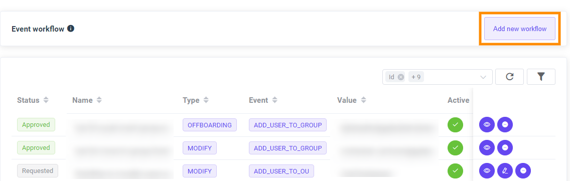GAT Flow | Event Workflow - Copy Folder When Adding a User to a Group or an Org. Unit 3