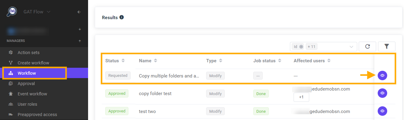 GAT Flow | Google Drive Copy Multiple Folders to Multiple Users in Bulk 8
