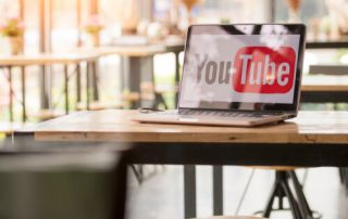 Thailand , Bangkok - April 6, 2018: YouTube allows billions of people to discover background created videos.