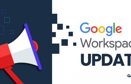 Google Workspace Update