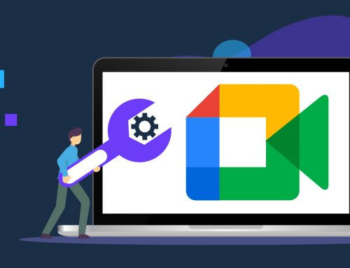 New Google Meet Hardware Admin console features