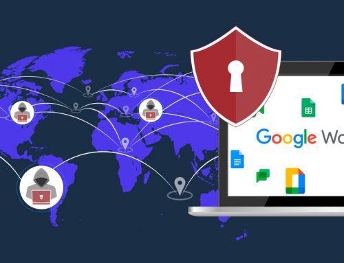 How and Why Schools need to Secure Google Workspace Logins from abroad 📍