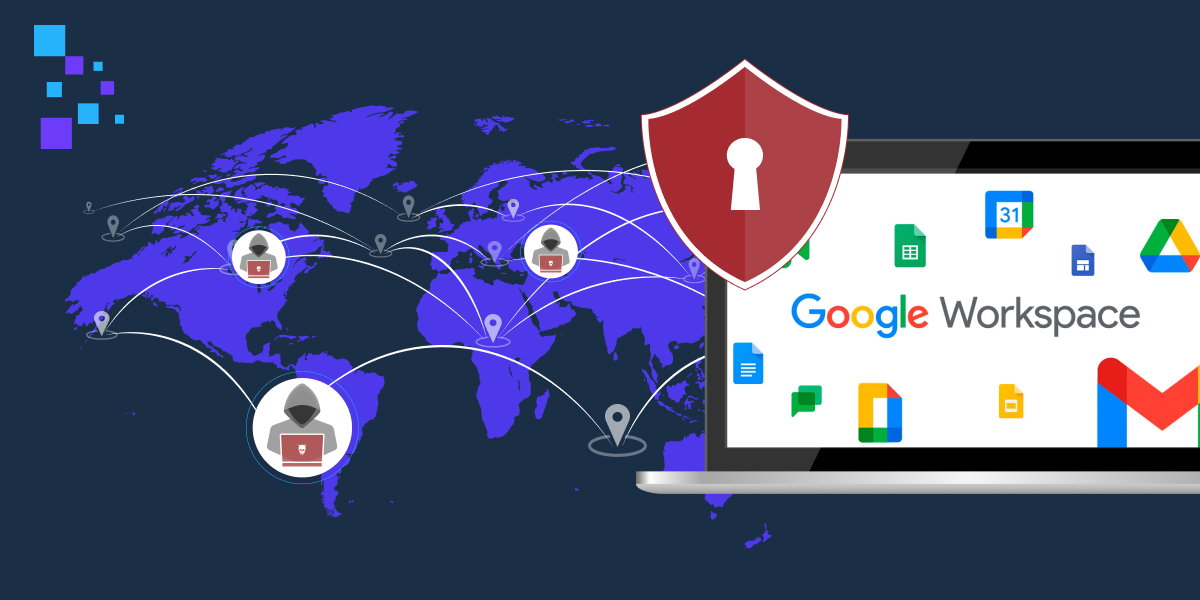 Secure Google Workspace Logins from abroad