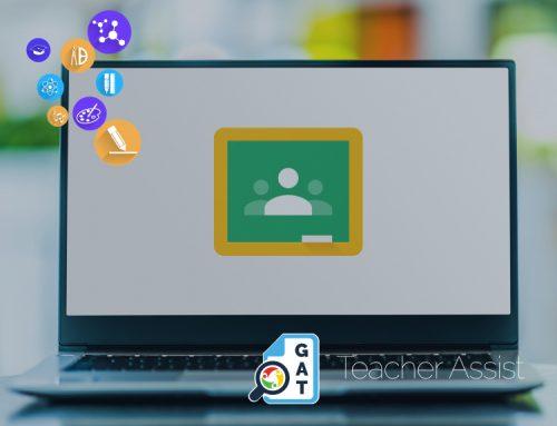 Teacher Assist | Preparing a Google Classroom session