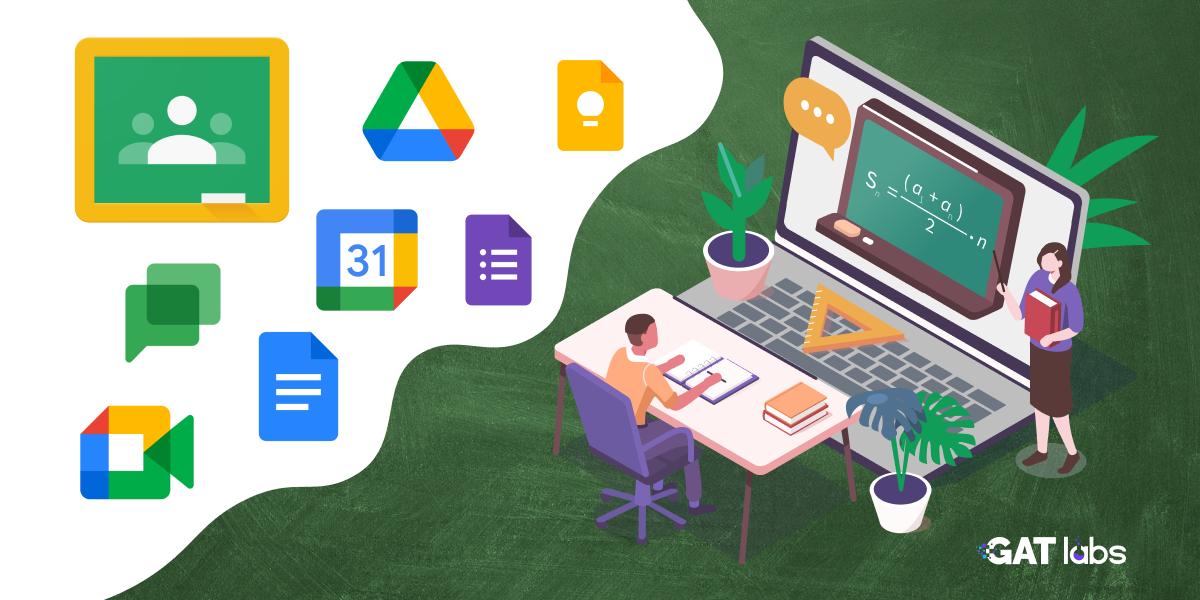 Google Classroom Management for K12
