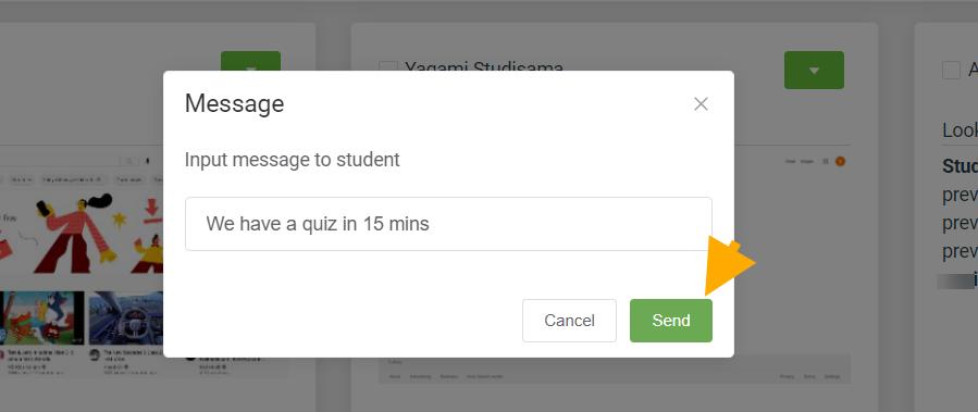 Teacher Assist - Teacher/Student Chat 6