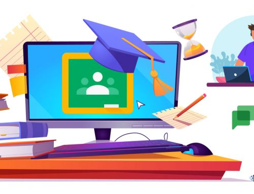 5 End of Year Google Classroom Tasks for K-12 Admins