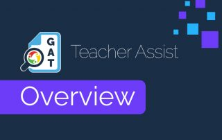 Teacher Assist Overview 2