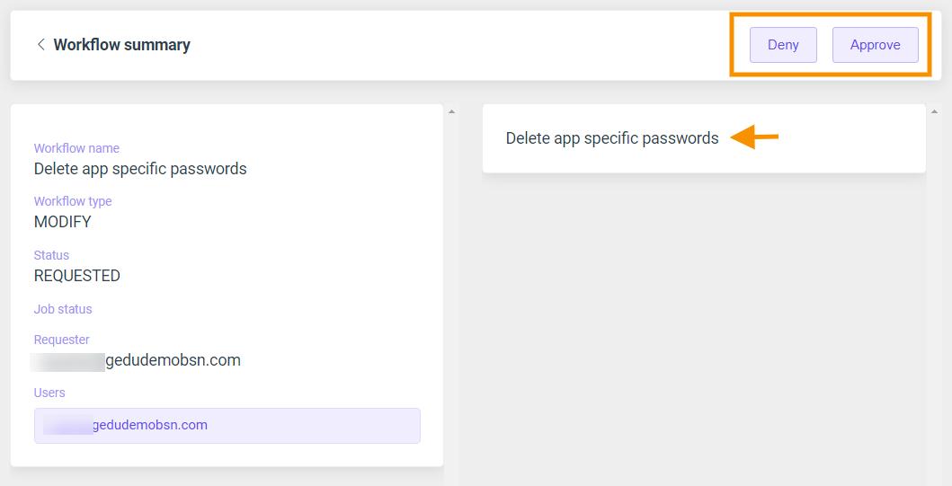 GAT Flow   Delete app-specific passwords 6