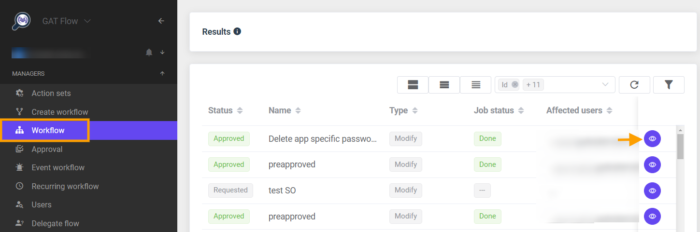 GAT Flow   Delete app-specific passwords 7