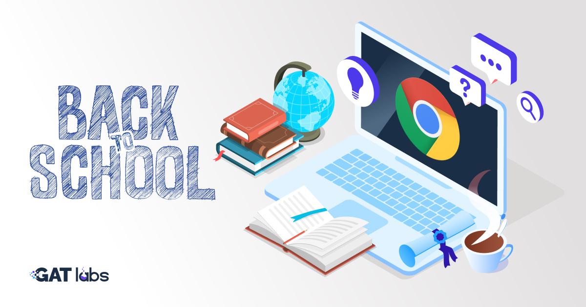 Chromebook management back to school tasks