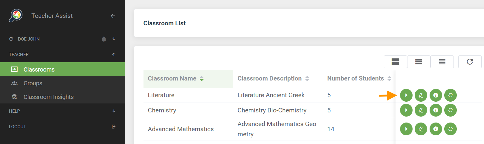 Teacher Assist | View and access students' Google Drive files 1